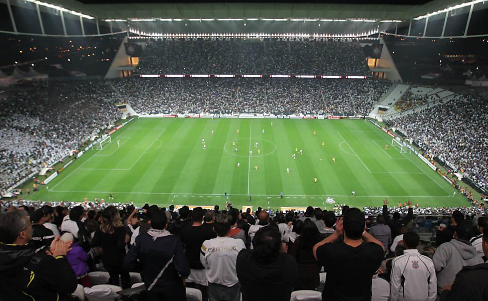 Itaquerão - estádio do Corinthians