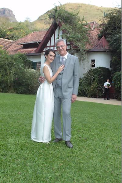Casamento de Pedro Bial