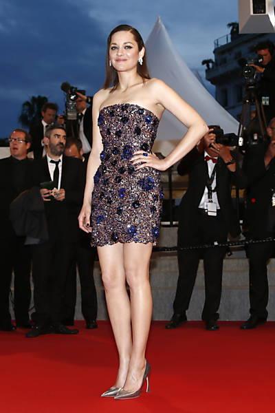 Tapete vermelho do Festival de Cannes