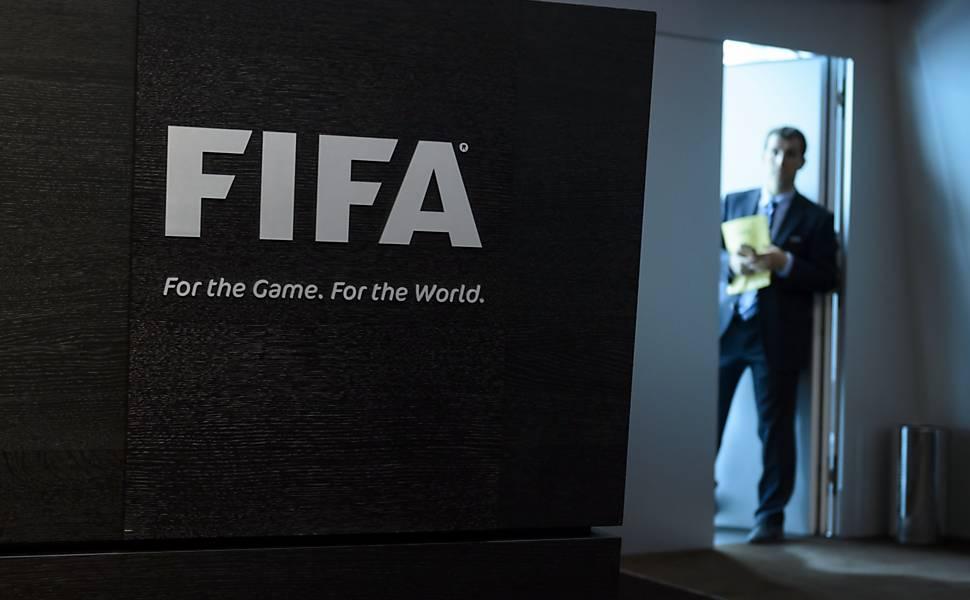 Pol�cia su��a det�m dirigentes da Fifa