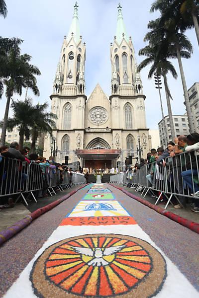 Corpus Christi pelo mundo