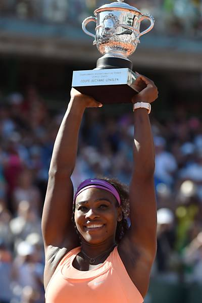 Roland Garros 2015 - Final feminina