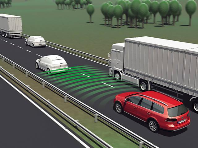 Tecnologia diminui possibilidades de acidentes
