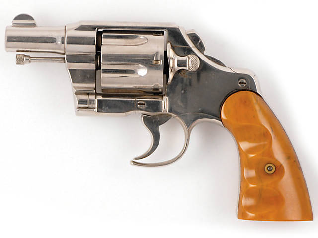 Colt recorre à lei de falências nos EUA
