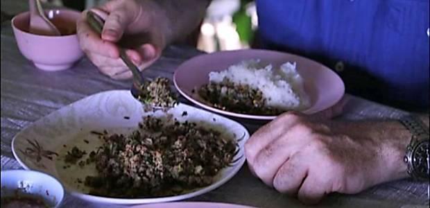Koi plaa, prato que causa câncer de fígado