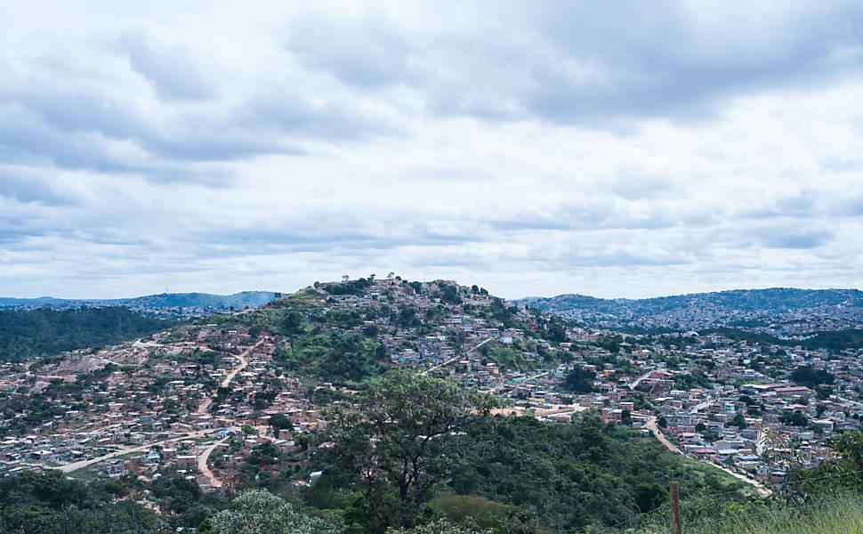 Região do Isidoro, em Belo Horizonte