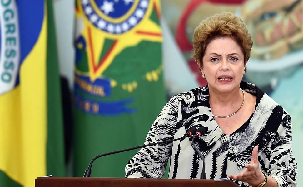 Veja imagens da trajetória de Dilma Rousseff