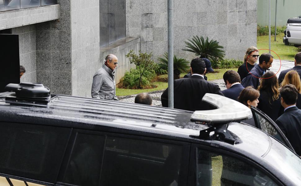 Executivos da Odebrecht detidos na Lava Jato em 2015