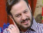 Celso Zucatelli corta a barba ao vivo em programa