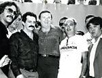 Romeu Tuma, O governador José Maria Marin e o candidato  Waldemar Pires