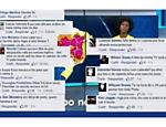 Comentários racistas na página oficial do