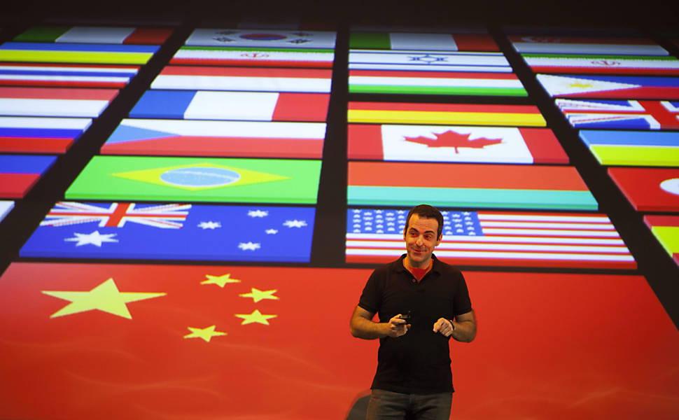 Lançamento da Xiaomi no Brasil, em 2015