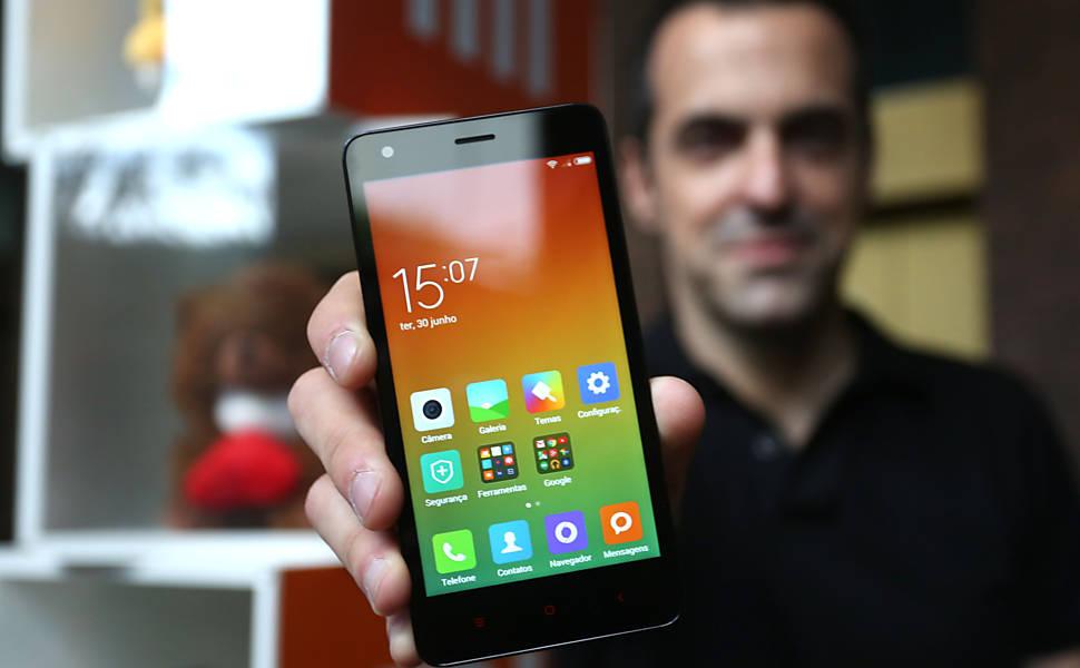 Lançamento Xiaomi no Brasil