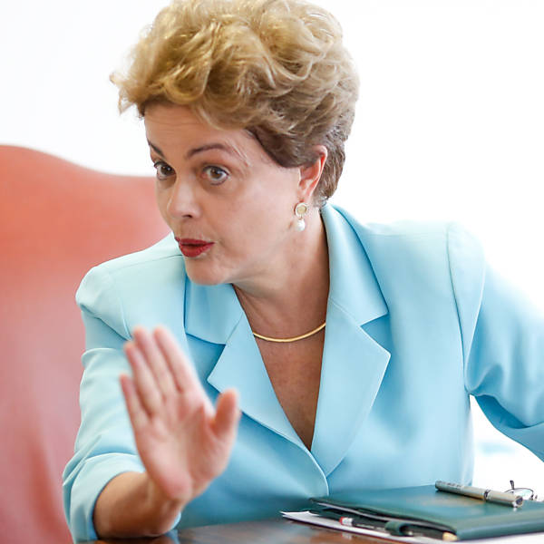Entrevista exclusiva con Dilma Rousseff
