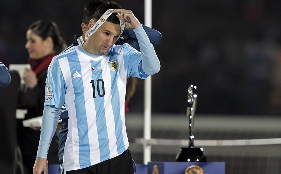 Isto é Messi