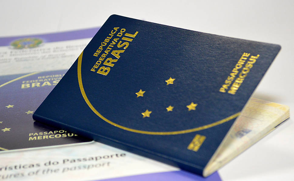 Passaporte poderá ser solicitado em cartórios