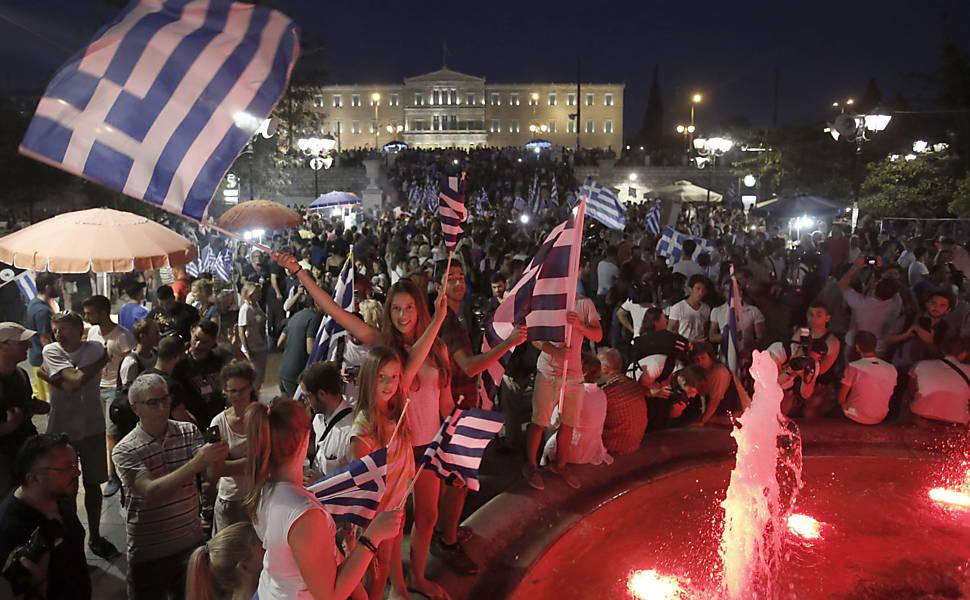 Entenda a crise na Grécia