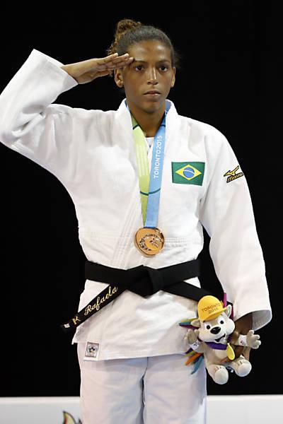 Isto é Rafaela Silva