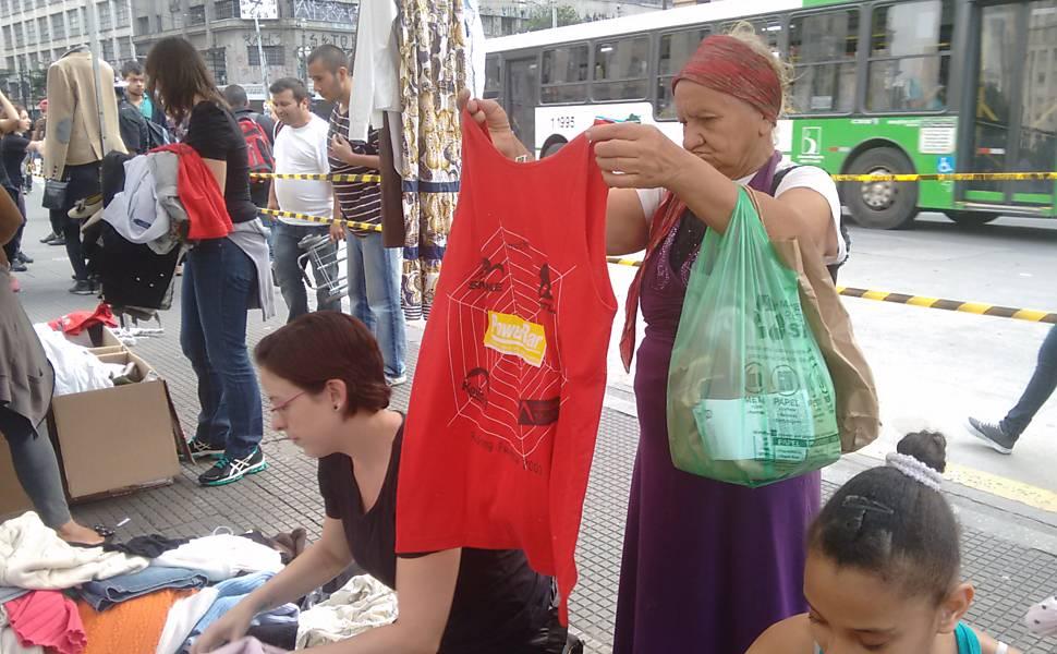 The street store - loja para moradores de rua