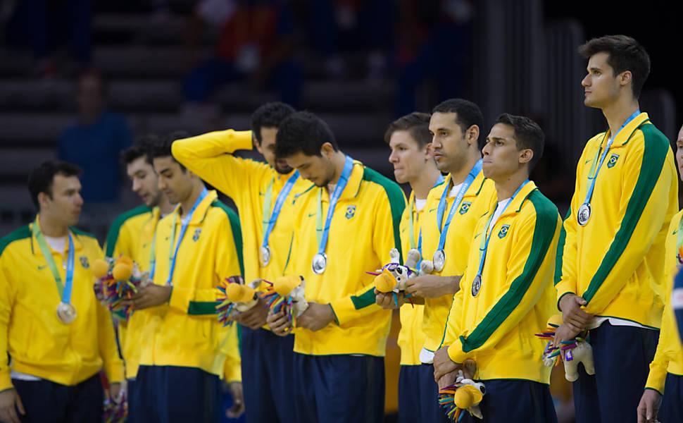 Medalhistas brasileiros no Pan de Toronto