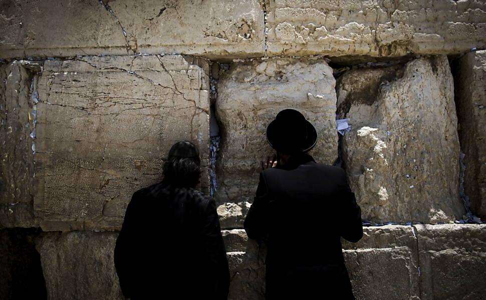 �lbum de Viagem - Jerusal�m por Bruno Santos