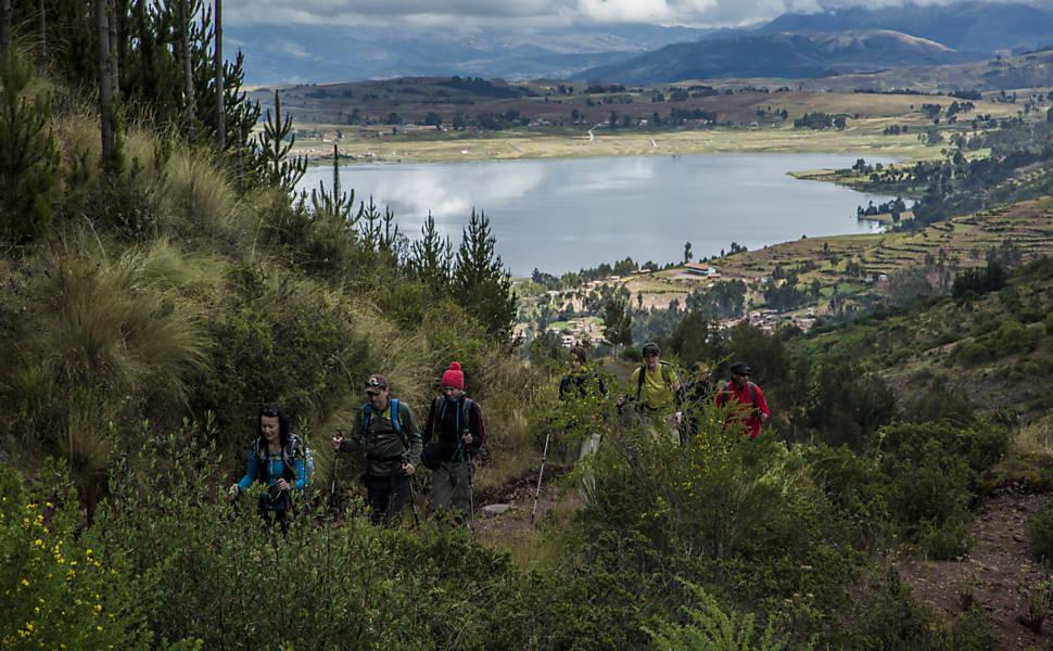 Ruta Lares para Machu Picchu