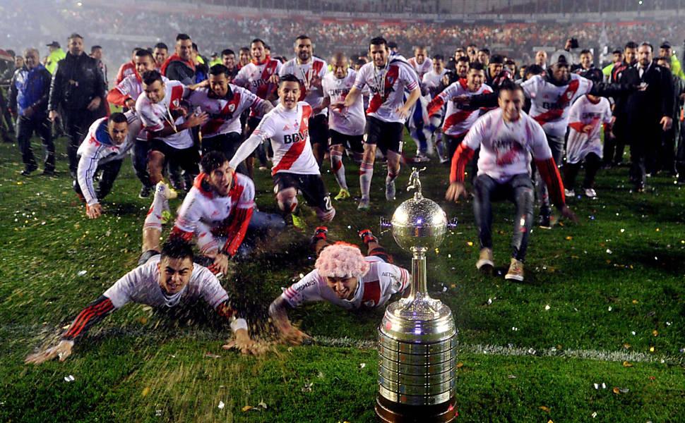 River Plate x Tigres