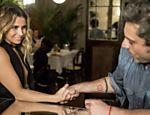 Nero e Giovanna Antonelli em cena de