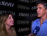 Márcio Garcia em entrevista ao