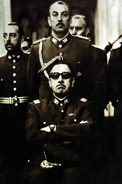 Ditadura de Augusto Pinochet no Chile (1973-1990)