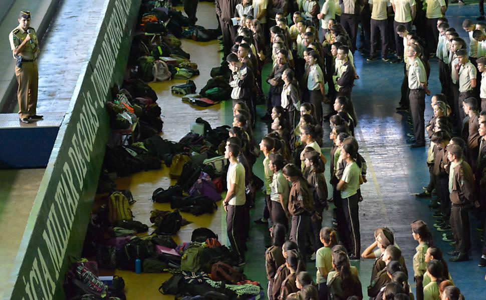 Colégios Militares em Goiânia