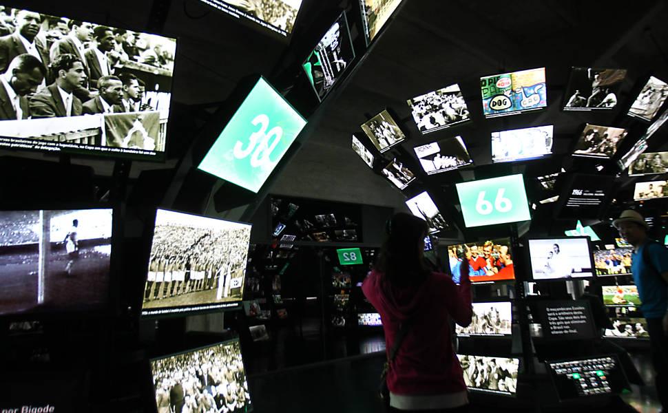 Isto é Museu do Futebol