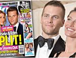 Revista anuncia a separação entre Gisele Bündchen e Tom Brady