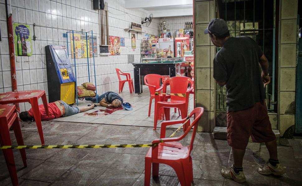 Ataques en São Paulo