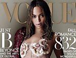 Beyoncé na capa de setembro da Vogue