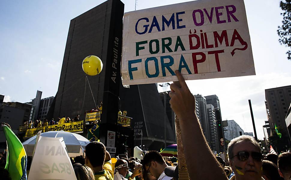Protestos de 16 de agosto