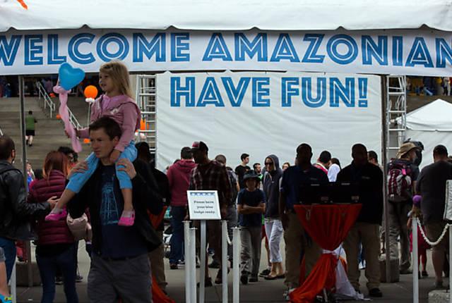 Por dentro da Amazon