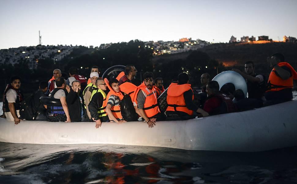 Crise de refugiados na Europa
