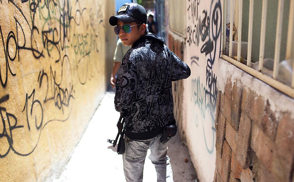 Vazio deixado por cartéis mexicano cria nova guerra
