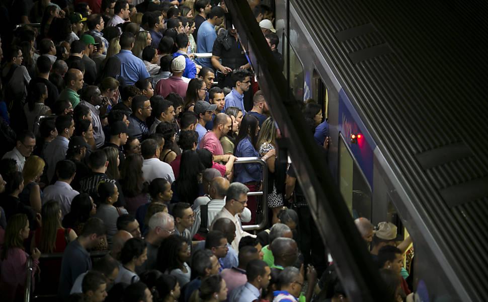 Avaliação do transporte público
