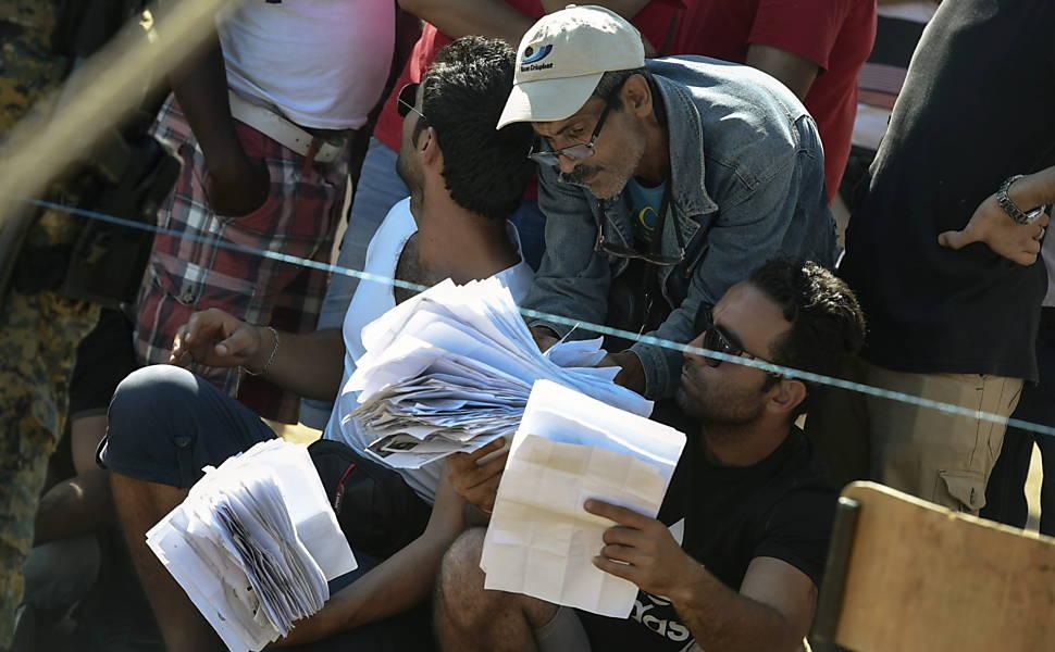 Crise migratória na Macedônia