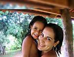 Ana Morais, filha de Gloria, publica foto parabenizando a mãe pelo aniversário