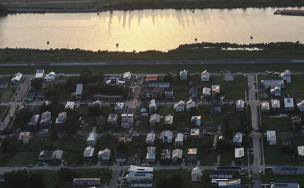 Nova Orleans, dez anos após o Katrina