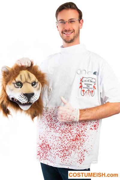 Morte do leão Cecil