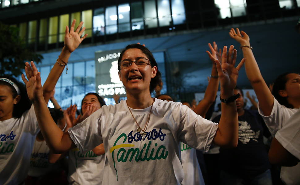 Protestos por ideologia de gênero na Câmara de São Paulo