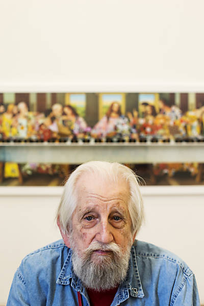 Nelson Leirner na Galeria Vermelho