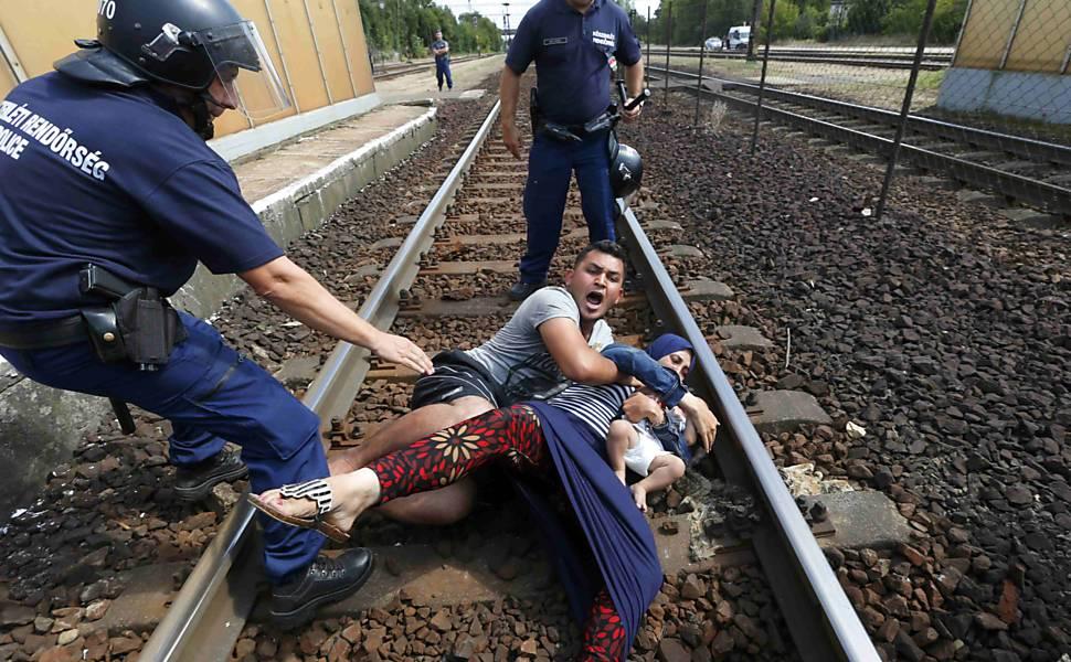 Crise migratória na Hungria