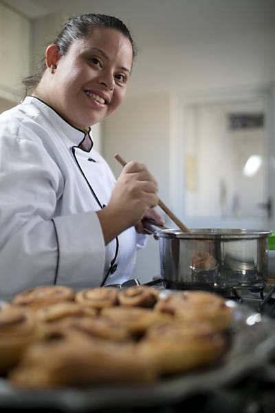 Chef Laura Basílio