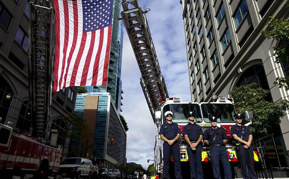 EUA homenageiam vítimas do 11 de Setembro