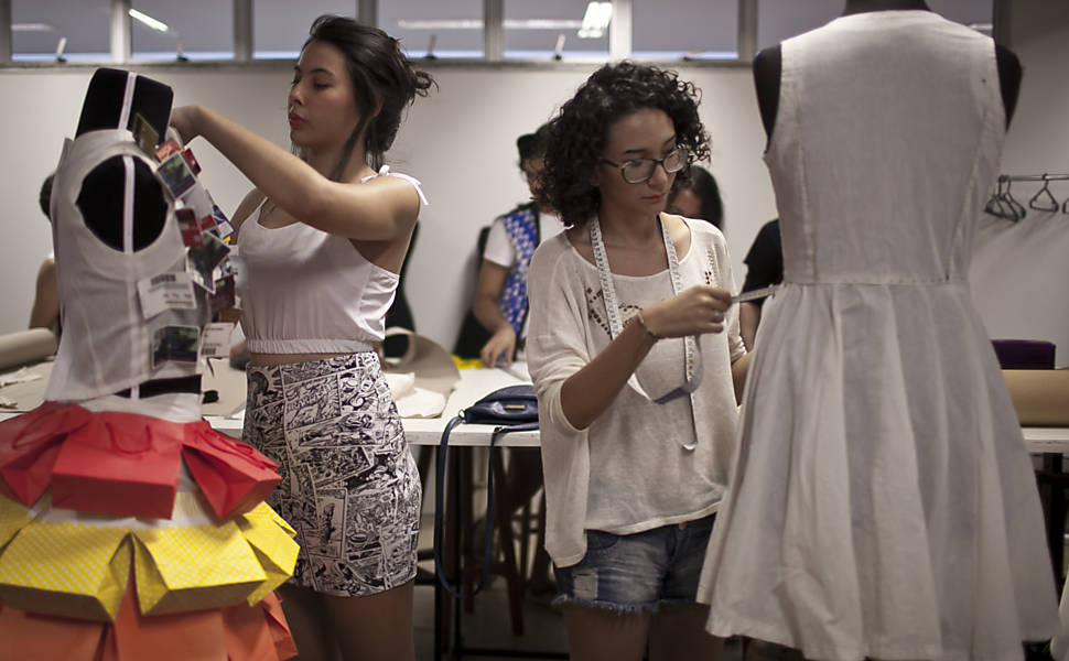 Curso de moda da Universidade Federal do Ceará